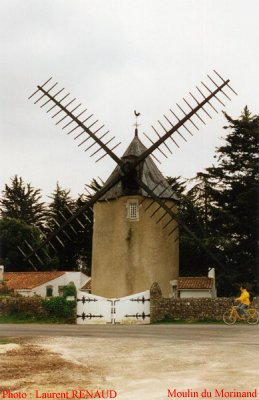 Moulin du Morinand